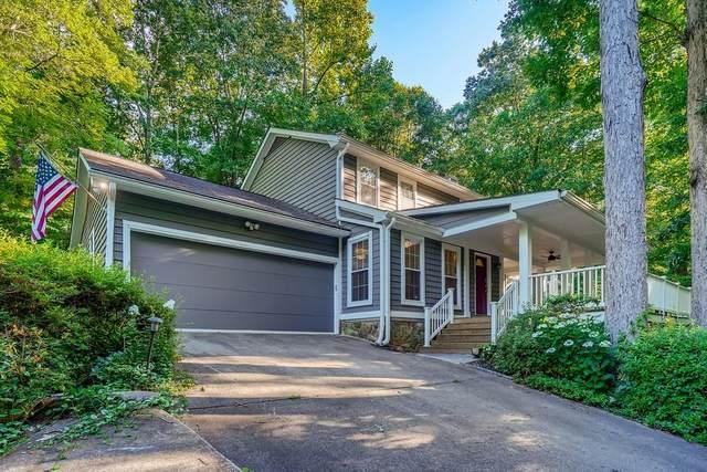 4660 Bush Road, Peachtree Corners, GA 30096 (MLS #6907060) :: North Atlanta Home Team