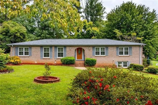 1281 Little Acres Place, Marietta, GA 30066 (MLS #6907170) :: AlpharettaZen Expert Home Advisors