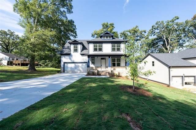 264 Creighton Avenue, Avondale Estates, GA 30002 (MLS #6907633) :: North Atlanta Home Team