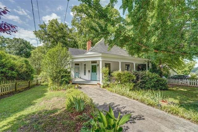 505 W Washington Street, Monticello, GA 31064 (MLS #6907981) :: Path & Post Real Estate