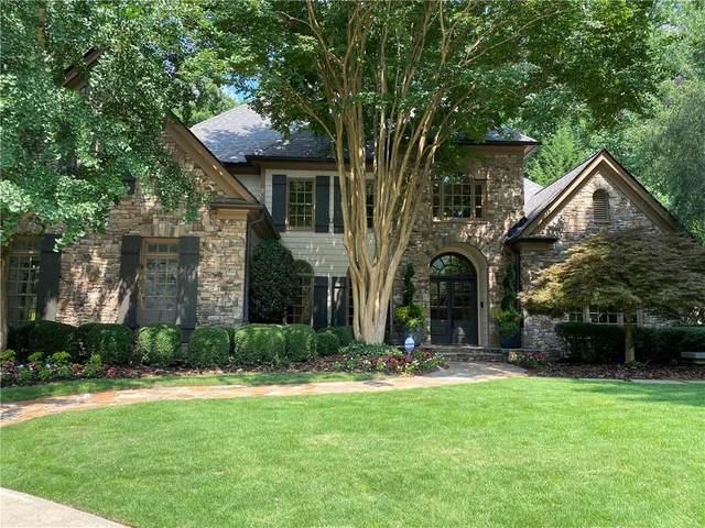 433 Langley Oaks Drive SE, Marietta, GA 30067 (MLS #6907995) :: Path & Post Real Estate