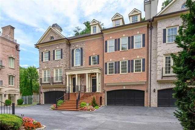 3475 Roxboro Road NE #6, Atlanta, GA 30326 (MLS #6908028) :: Good Living Real Estate