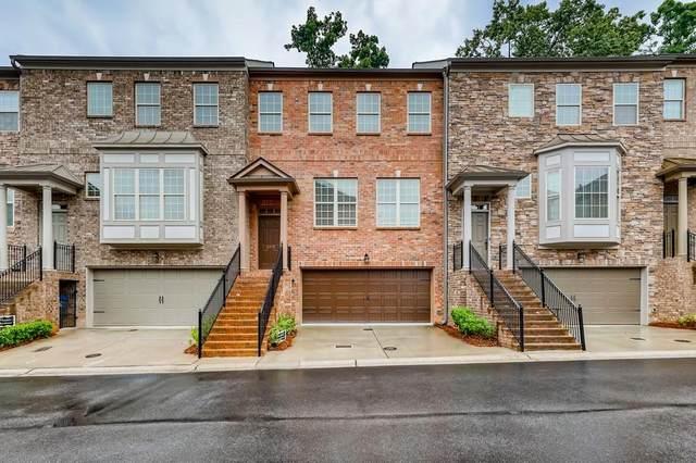 2710 Birch Grove Lane #13, Marietta, GA 30067 (MLS #6908432) :: North Atlanta Home Team