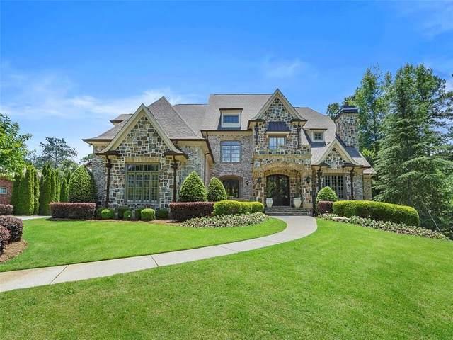 4366 Oglethorpe Loop NW, Acworth, GA 30101 (MLS #6908466) :: Path & Post Real Estate