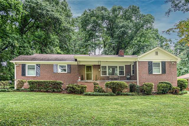 2172 W Ponce De Leon Avenue, Decatur, GA 30030 (MLS #6908580) :: North Atlanta Home Team