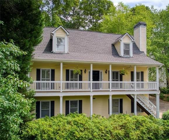 1155C Davis Place NW, Atlanta, GA 30318 (MLS #6908859) :: North Atlanta Home Team