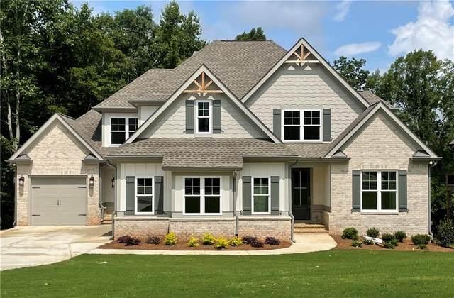 7345 Crestline Drive, Dawsonville, GA 30534 (MLS #6908889) :: North Atlanta Home Team