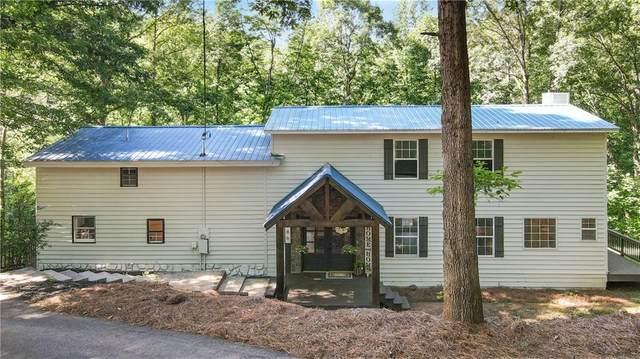 586 Pine Trail, Dahlonega, GA 30533 (MLS #6908918) :: North Atlanta Home Team