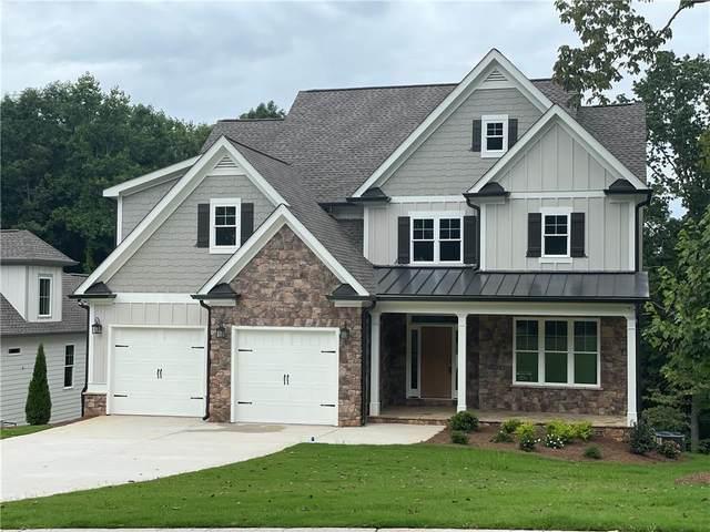 7355 Crestline Drive, Dawsonville, GA 30534 (MLS #6908953) :: North Atlanta Home Team