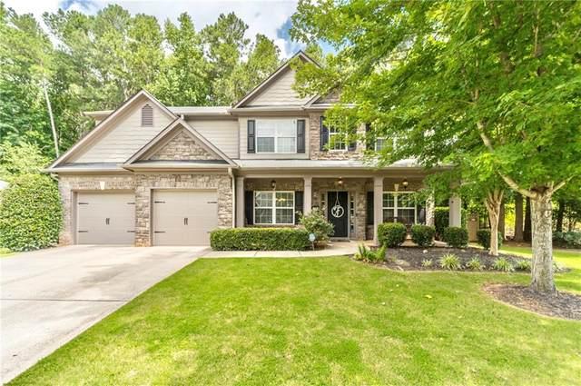 320 Reserve Overlook, Canton, GA 30115 (MLS #6908983) :: Scott Fine Homes at Keller Williams First Atlanta