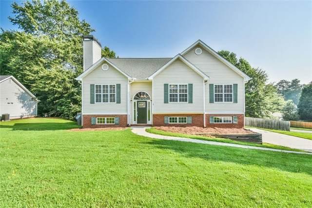 160 Pecan Ridge Drive, Fayetteville, GA 30215 (MLS #6909333) :: Path & Post Real Estate