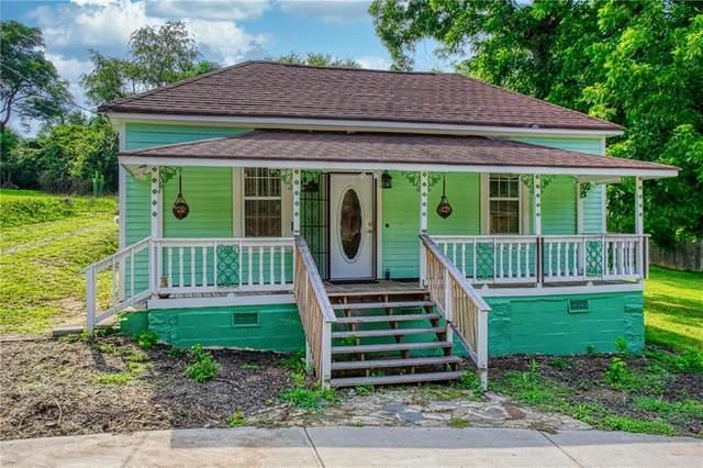 1549 Park Street NE, Conyers, GA 30012 (MLS #6909471) :: The Realty Queen & Team