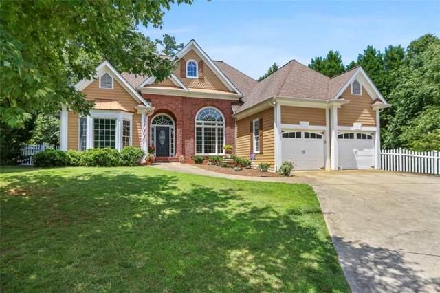 6064 Kenbrook Knoll NW, Acworth, GA 30101 (MLS #6909528) :: North Atlanta Home Team