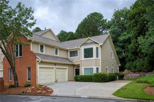 5601 Brooke Ridge Drive, Dunwoody, GA 30338 (MLS #6909545) :: Kennesaw Life Real Estate