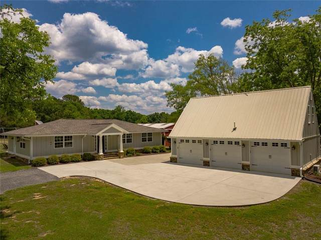 1501 Nunnally Farm Road, Monroe, GA 30655 (MLS #6909639) :: North Atlanta Home Team