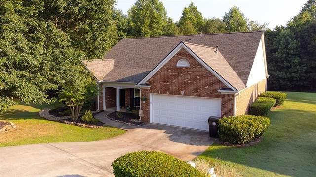 196 Bent Ridge Drive N, Dawsonville, GA 30534 (MLS #6909730) :: North Atlanta Home Team