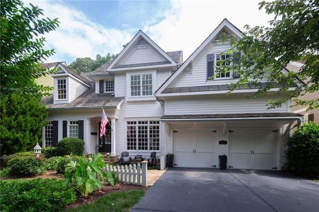 206 Waterfront Park Lane, Dawsonville, GA 30534 (MLS #6909794) :: North Atlanta Home Team