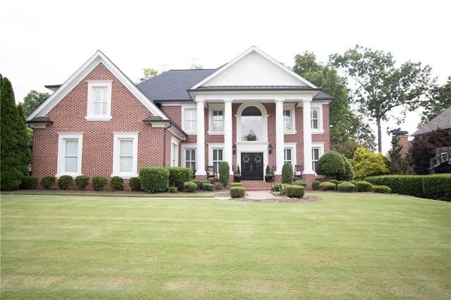 3468 Binghurst Road, Suwanee, GA 30024 (MLS #6909883) :: Charlie Ballard Real Estate