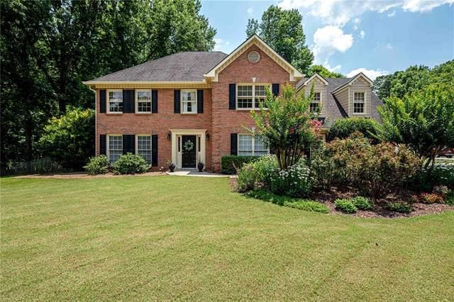 858 Fairlong Trace NW, Acworth, GA 30101 (MLS #6910040) :: North Atlanta Home Team