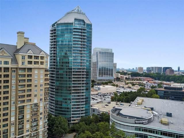 3338 Peachtree Road NE #304, Atlanta, GA 30326 (MLS #6910064) :: Kennesaw Life Real Estate