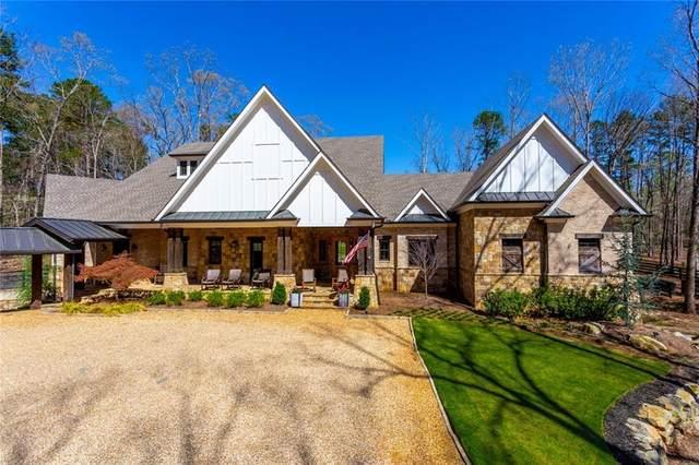 4625 Moore Road, Suwanee, GA 30024 (MLS #6910366) :: Path & Post Real Estate