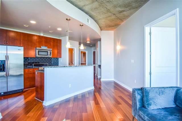400 W Peachtree Street NW #3915, Atlanta, GA 30308 (MLS #6910394) :: Good Living Real Estate