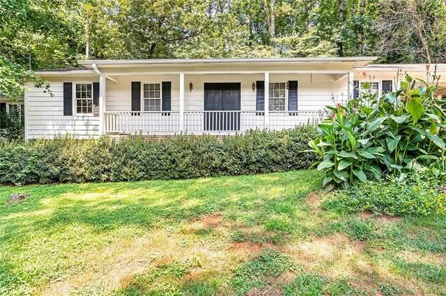 133 Childers Road, Holly Springs, GA 30115 (MLS #6910538) :: North Atlanta Home Team