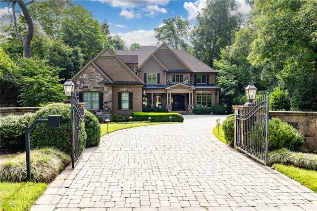 4411 Lake Forrest Drive, Atlanta, GA 30342 (MLS #6910694) :: The Gurley Team