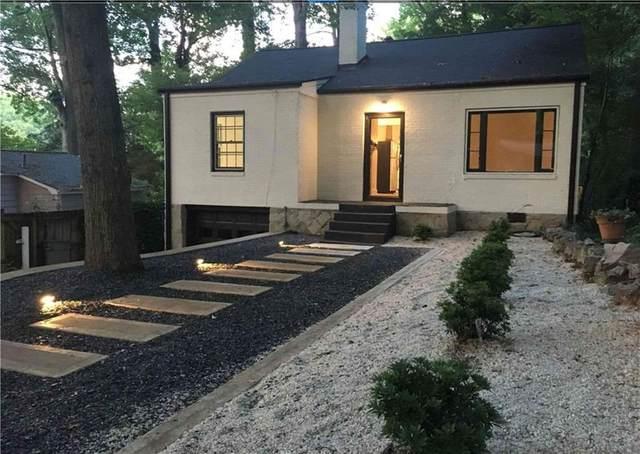529 Clubhouse Drive, Pine Lake, GA 30072 (MLS #6910741) :: North Atlanta Home Team