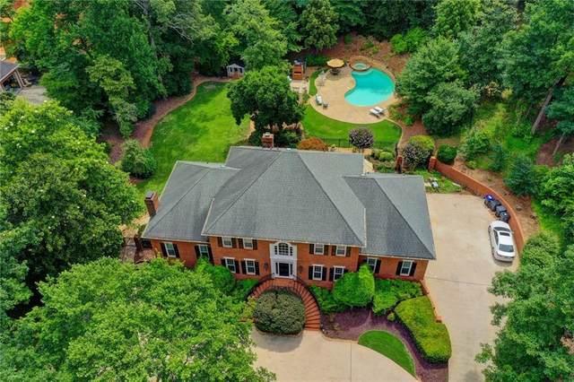 3677 Habersham Lane, Berkeley Lake, GA 30096 (MLS #6911107) :: North Atlanta Home Team