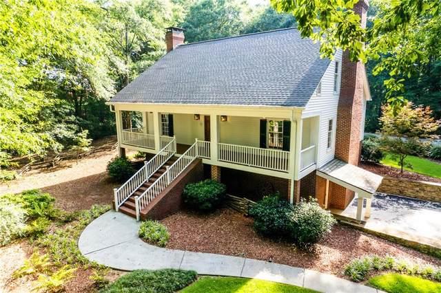 1881 Rivermist Drive, Monroe, GA 30655 (MLS #6911467) :: Path & Post Real Estate