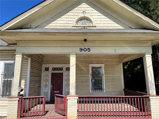 905 Metropolitan Parkway SW, Atlanta, GA 30310 (MLS #6911774) :: Charlie Ballard Real Estate