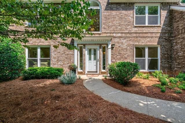 410 Allenbrook Court, Roswell, GA 30075 (MLS #6912223) :: The Kroupa Team | Berkshire Hathaway HomeServices Georgia Properties