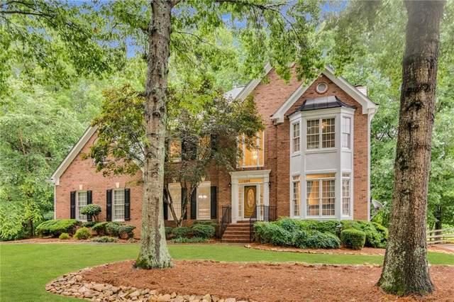 2507 Woodcrest Court, Lawrenceville, GA 30043 (MLS #6912241) :: Charlie Ballard Real Estate