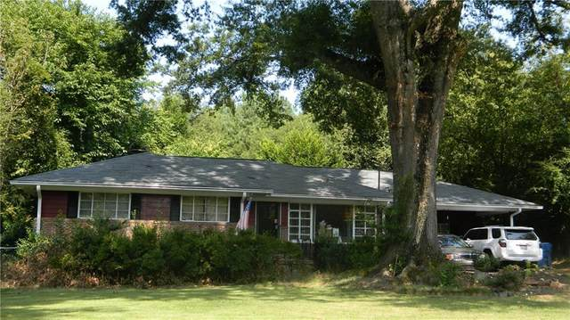 3534 Rockhaven Circle, Atlanta, GA 30324 (MLS #6912591) :: The Realty Queen & Team