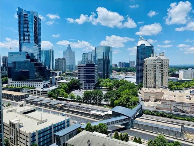 3445 Stratford Road NE #2202, Atlanta, GA 30326 (MLS #6912639) :: North Atlanta Home Team