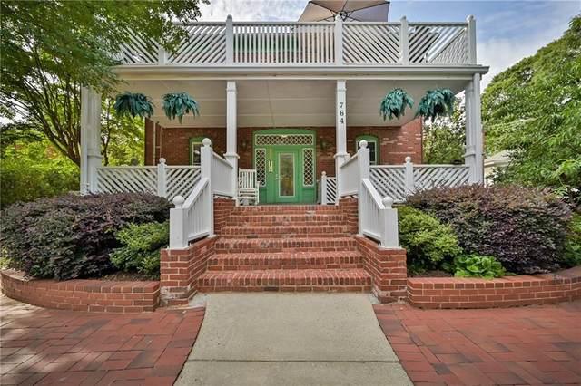 764 Edgewood Avenue NE #5, Atlanta, GA 30307 (MLS #6912886) :: The Hinsons - Mike Hinson & Harriet Hinson