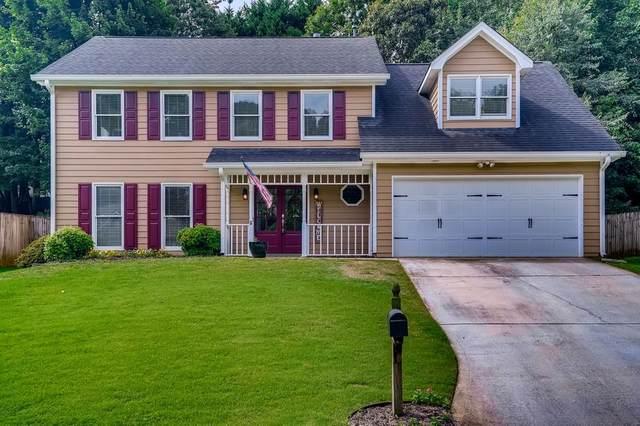 1416 Emerald Pine Court, Lawrenceville, GA 30043 (MLS #6912905) :: Todd Lemoine Team