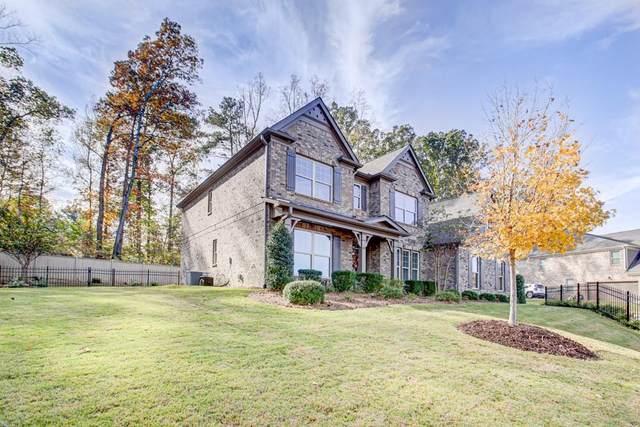 4371 Maverick Lane NW, Kennesaw, GA 30152 (MLS #6913135) :: Path & Post Real Estate