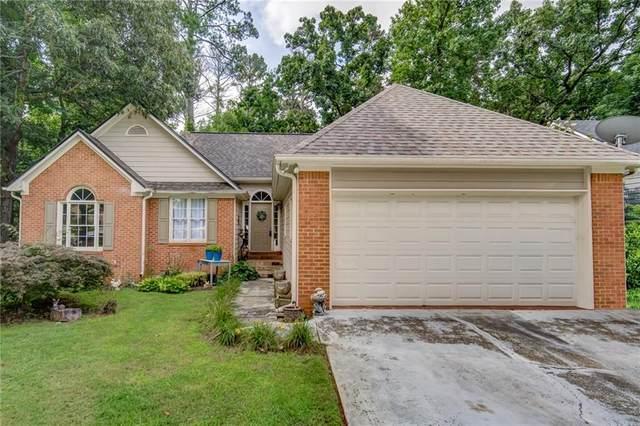 37 White Oak Drive SE, Cartersville, GA 30121 (MLS #6913336) :: The Gurley Team