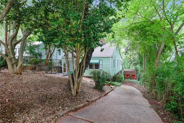 584 Warwick Street SE, Atlanta, GA 30316 (MLS #6913591) :: Charlie Ballard Real Estate