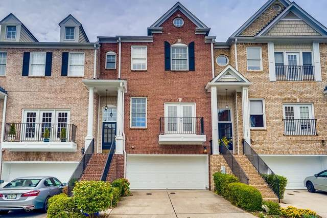 1250 Creekside Terrace, Smyrna, GA 30082 (MLS #6914097) :: North Atlanta Home Team