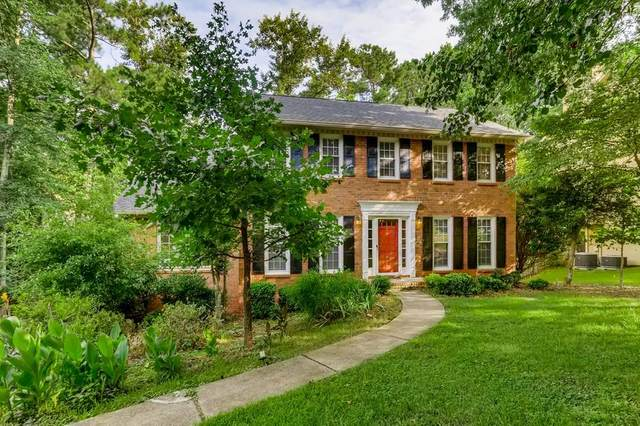 9147 Branch Valley Way, Roswell, GA 30076 (MLS #6914099) :: The Heyl Group at Keller Williams
