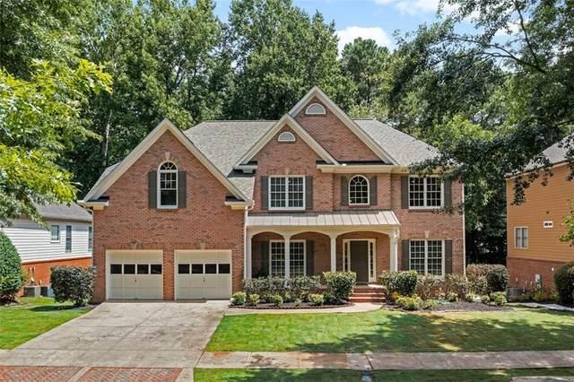 816 Ivy Cove, Norcross, GA 30071 (MLS #6914162) :: North Atlanta Home Team