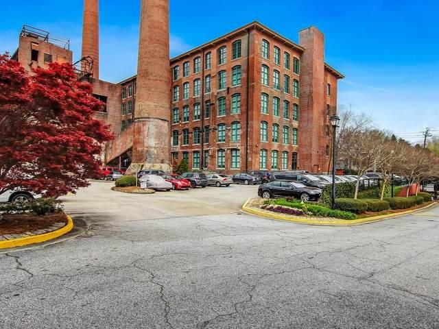 170 Boulevard Se H526, Atlanta, GA 30312 (MLS #6914282) :: RE/MAX Prestige