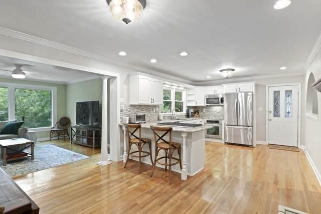 640 Valley Green Drive NE, Atlanta, GA 30342 (MLS #6914311) :: Charlie Ballard Real Estate