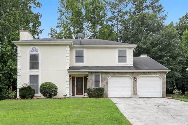 1583 Linksview Close, Stone Mountain, GA 30088 (MLS #6914314) :: North Atlanta Home Team
