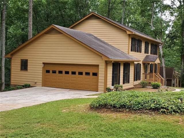 800 Post Ridge Terrace, Stone Mountain, GA 30088 (MLS #6914452) :: The Gurley Team