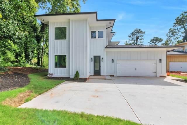 1520 Columbia Drive, Decatur, GA 30032 (MLS #6914544) :: North Atlanta Home Team