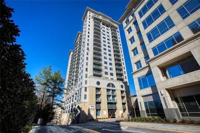 3040 Peachtree Road #514, Atlanta, GA 30305 (MLS #6914695) :: RE/MAX Paramount Properties